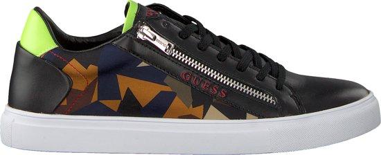 43 Maat Luiss Guess Sneakers Zwart Heren qwSnXU1