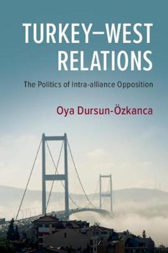 Turkey-West Relations
