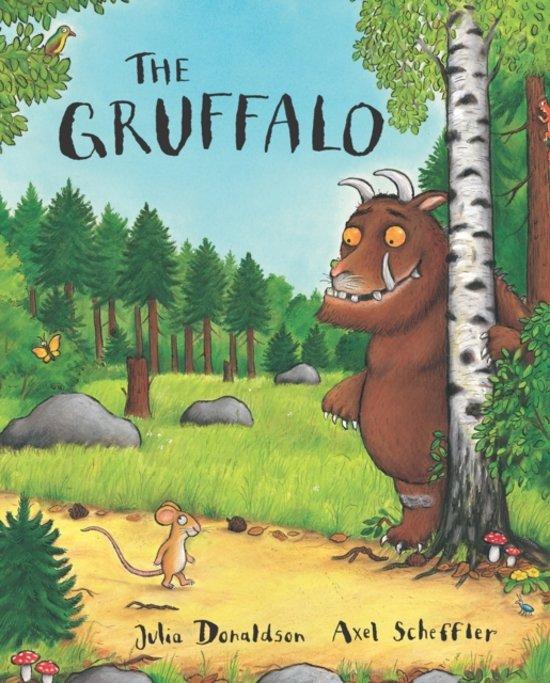 The Gruffalo Big Book