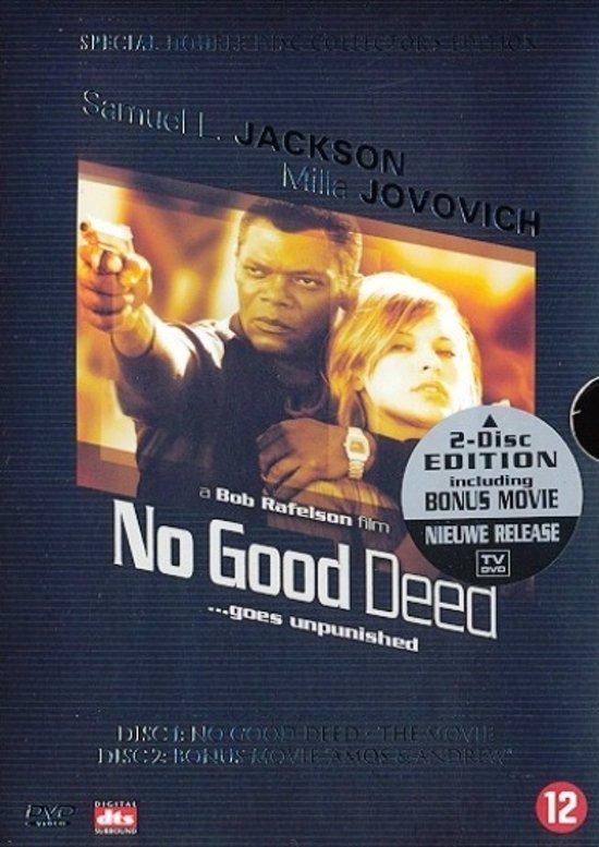 Cover van de film 'No Good Deed'
