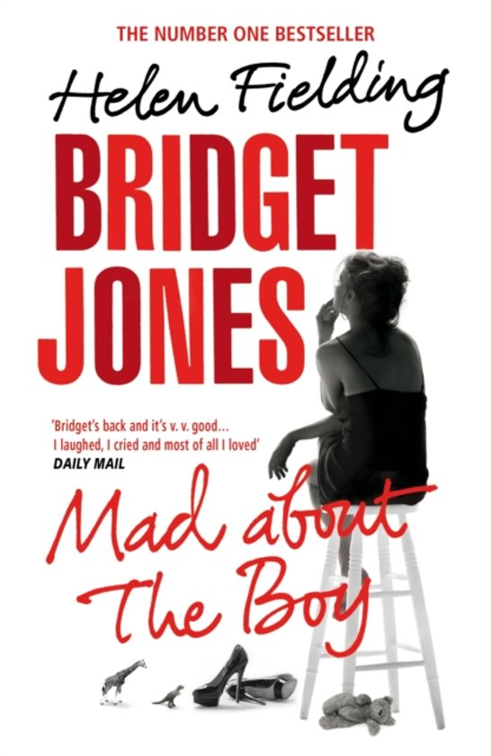 Boek cover Bridget Jones: Mad About the Boy van Helen Fielding (Paperback)