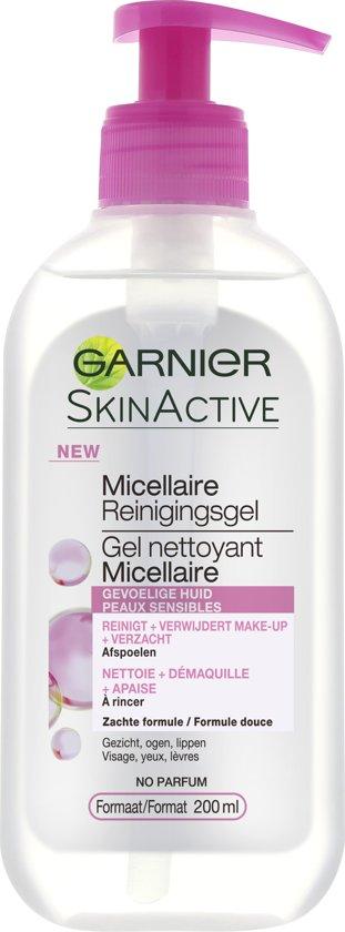 Garnier SkinActive Micellaire - 200ml - Reinigingsgel