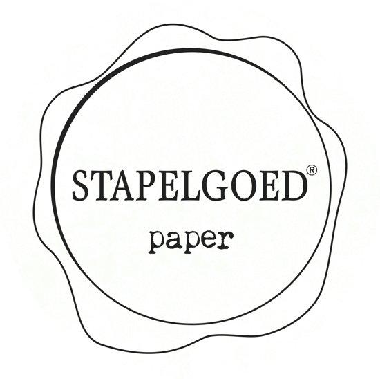 Stapelgoed - Matte Lak - Paper - Wit - 1L