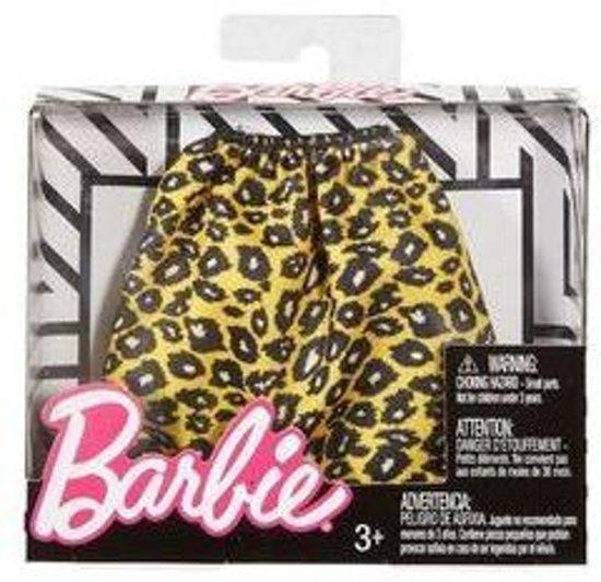 Barbie Kleding - Outfit - Rok met Tijgerprint
