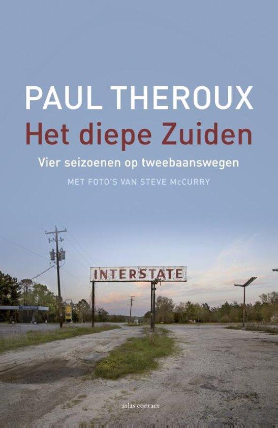 Boek cover Het diepe Zuiden van Paul Theroux (Paperback)