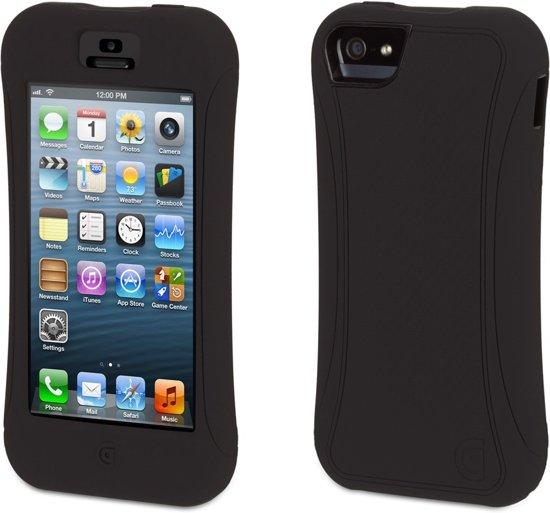 low priced 97fde cdc9f GRIFFIN Survivor Slim iPhone 5/s/SE BLK/BLK