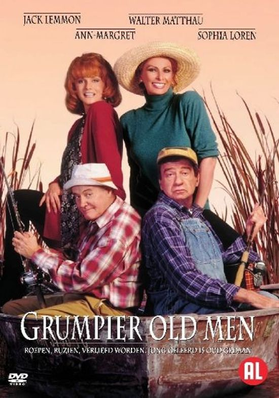 GRUMPIER OLD MEN /S DVD NL
