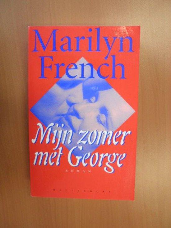 MIJN ZOMER MET GEORGE - Marilyn French pdf epub