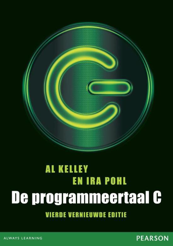 De programmeertaal C - Al Kelley