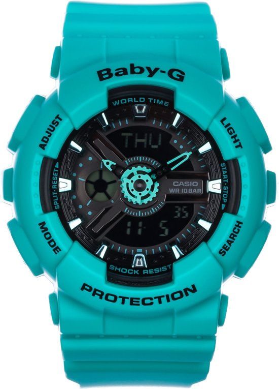 Casio Baby-G Horloge BA-111-3AER