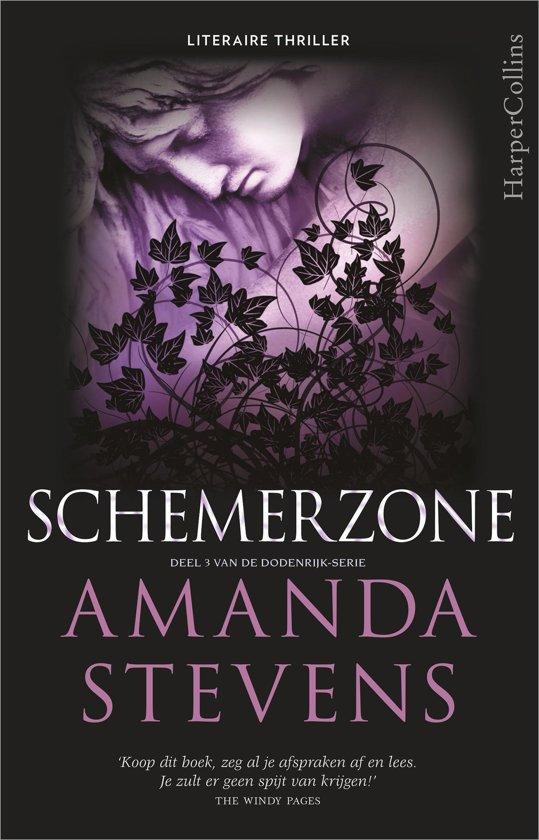 Schemerzone (Dodenrijk #3) – Amanda Stevens