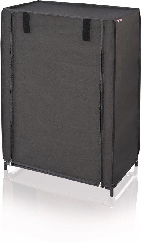 Leifheit - Schoenenkast - Combi Storage System -Zwart - 80005