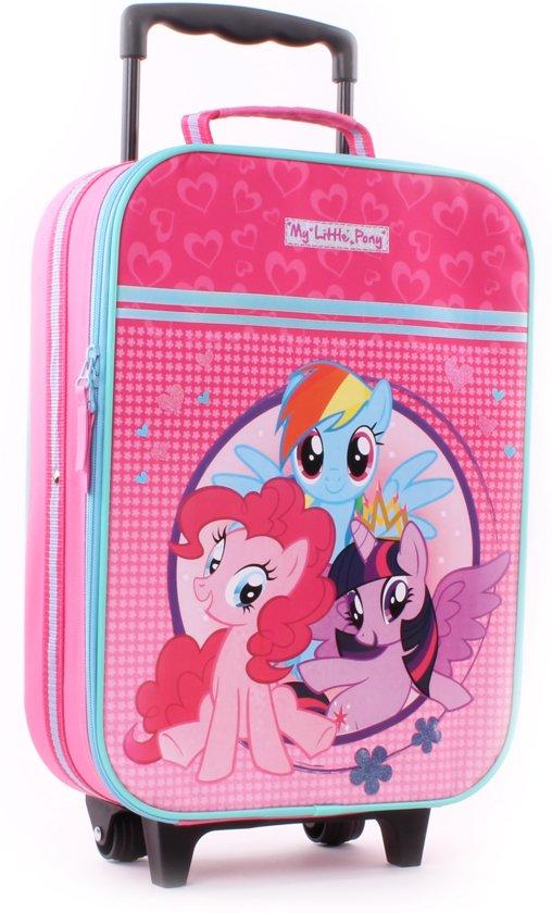 MY LITTLE PONY Kinder Trolley Koffer Vakantie Handbagage