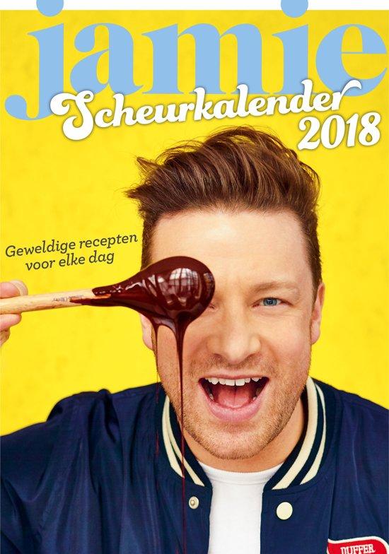 Jamie Oliver scheurkalender 2018