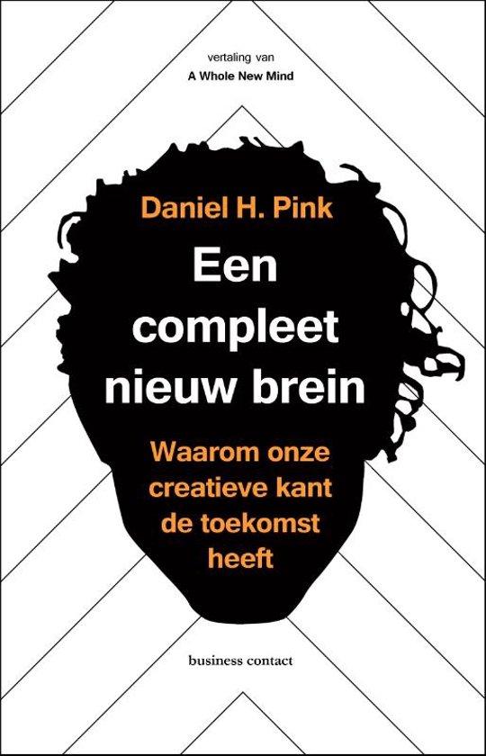 Boek cover Een compleet nieuw brein van Daniel H. Pink (Paperback)