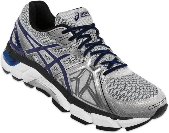new products a3934 c4cf0 Asics Loopschoenen Gel-fortify Heren Grijs Maat 40.5
