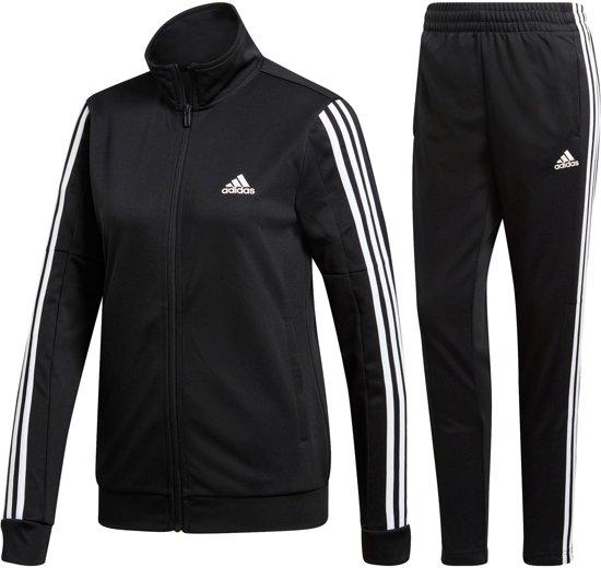 bol.com | adidas Team Sports Trainingspak - Maat S - Vrouwen ...