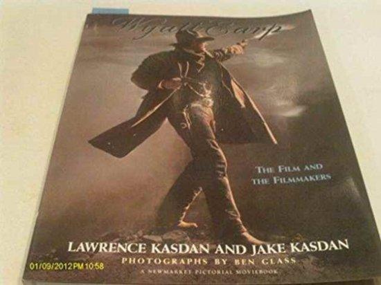 Boek cover Wyatt Earp van Lawrence Kasdan (Onbekend)