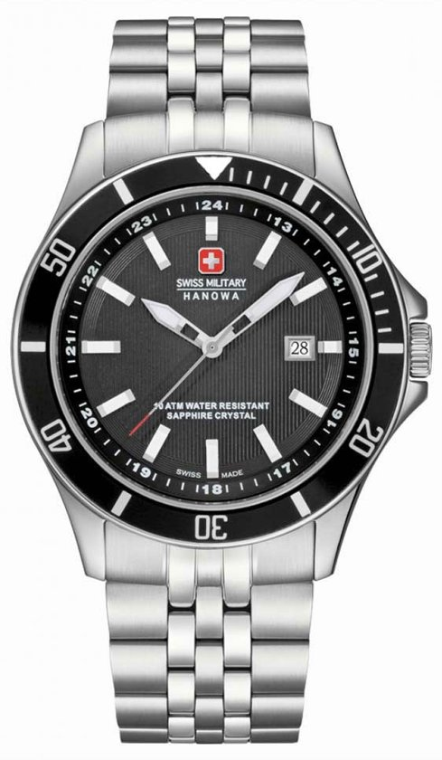 Swiss Military Hanowa Flagship Horloge