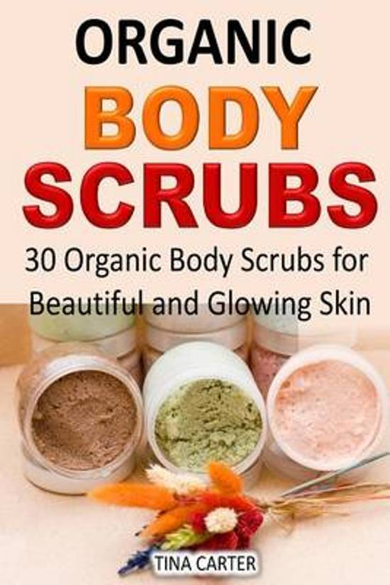 Organic Body Scrubs