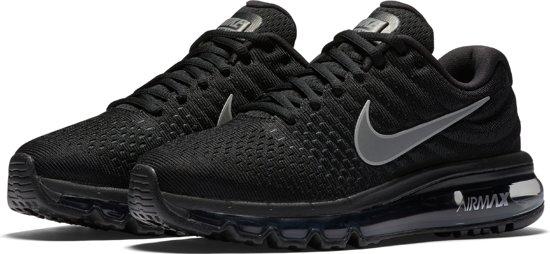 Nike Air Max 2017 Sneakers Dames - zwart | Globos' Giftfinder