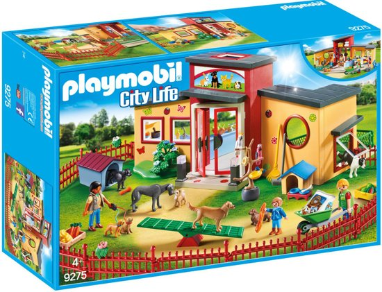 PLAYMOBIL Dierenpension - 9275