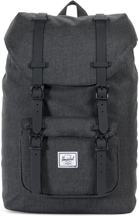 8df461cbb8e bol.com | Herschel Supply Co. Little America S Rugzak - Zwart
