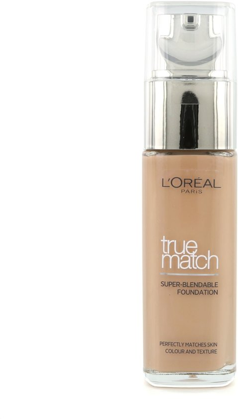 L'Oréal Paris True Match Foundation - R3/C3 Beige Rose
