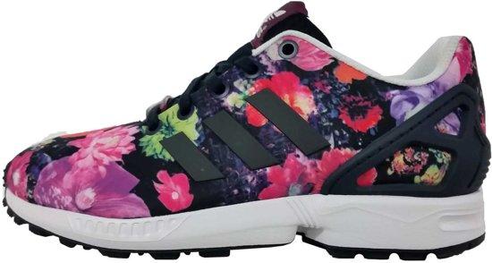 adidas zx flux dames bloemen