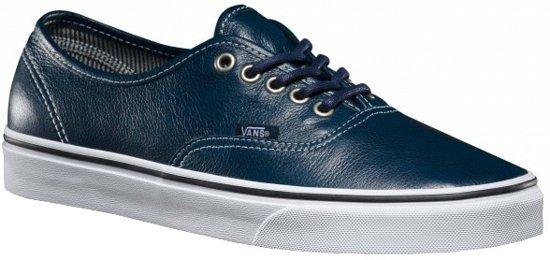 Vans Chaussures De Sport Authentiques Bleu Taille / Rose Des Femmes 35 rx6pMoFb