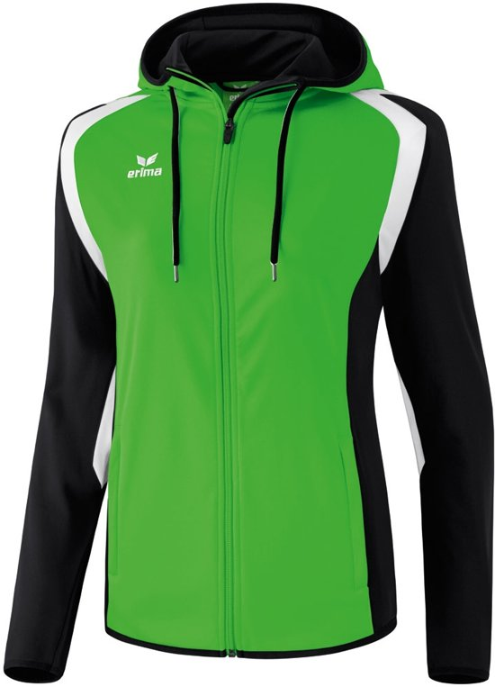 Erima Razor 2.0 Dames Trainingsjack Sweaters groen 42
