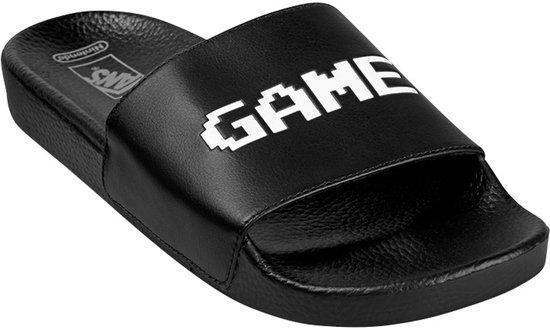 vans slippers heren