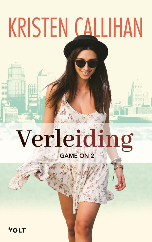 Boek cover Game on 2 - Verleiding van Kristen Callihan (Onbekend)