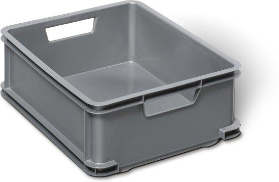 Curver Classic Unibox Opbergbox - 20 l - Zilver
