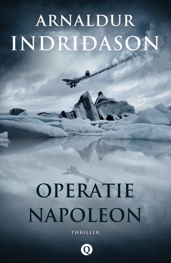 Operatie Napoleon - Arnaldur Indridason