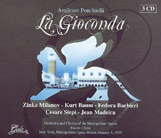 A. Ponchielli - La Gioconda