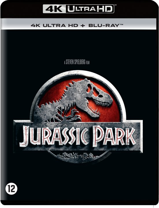 Jurassic Park (4K Ultra HD Blu-ray)