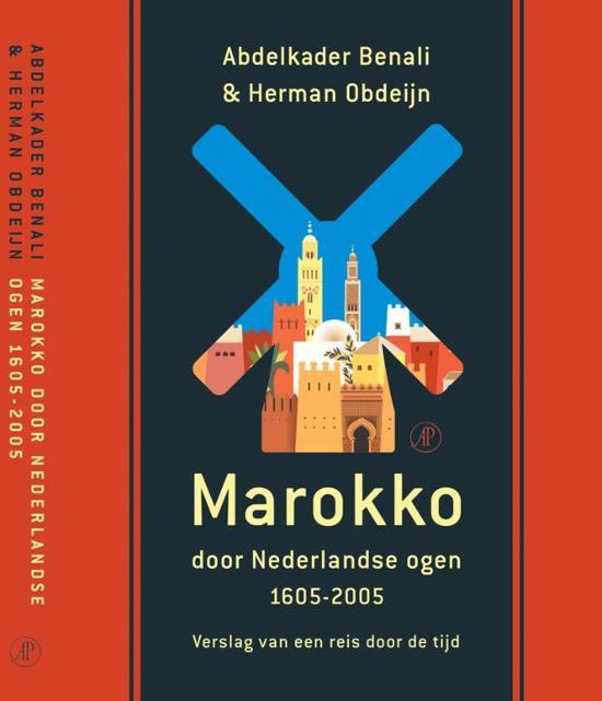 Marokko Door Nederlandse Ogen 1605-2005