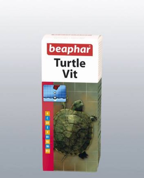 Beaphar turtle vitamin - 2 st à 20 ml