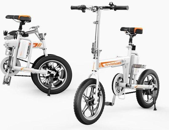 13f08a4da0f bol.com | Airwheel R5 Folding bike