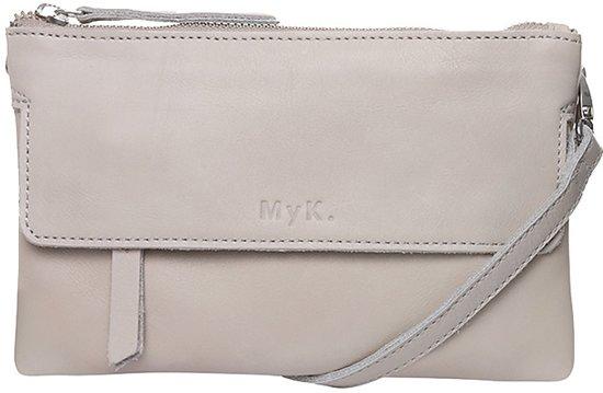 beige handtassen Wannahave bag Myk Bags LA3jqc54R