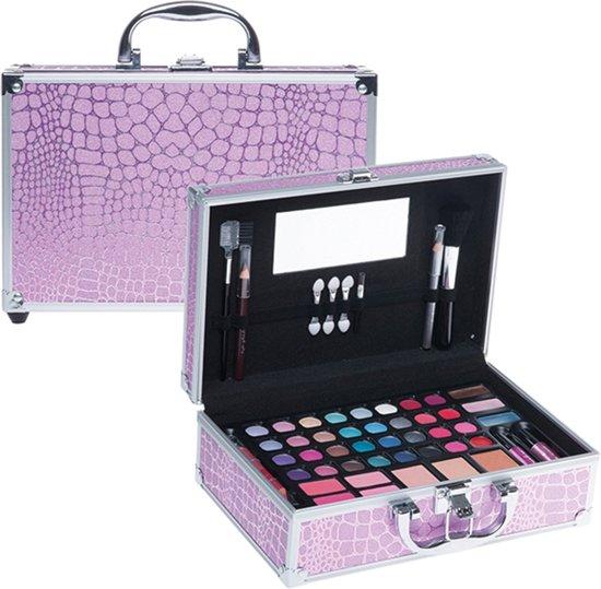 Casuelle Make-up Koffer - Roze