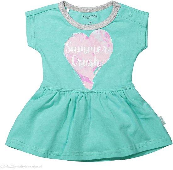 Babykleding Jurkje.Bol Com Jurkje Girls Summer Crush Bess Babykleding Maat 56