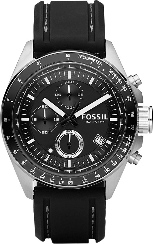 Fossil Decker-Mens Horloge
