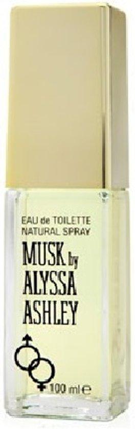 MULTI BUNDEL 3 stuks Alyssa Ashley Musk Eau De Perfume Spray 50ml