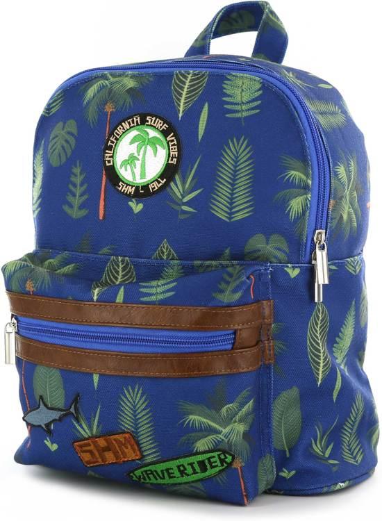 909f1a75bae bol.com | Shoesme - Kinderrugzak - Palm - blauw