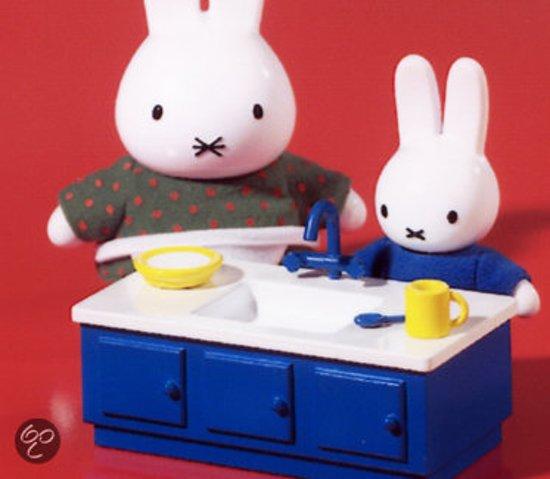 Goede bol.com | Nijntje Aanrecht, Rubo Toys | Speelgoed PS-55