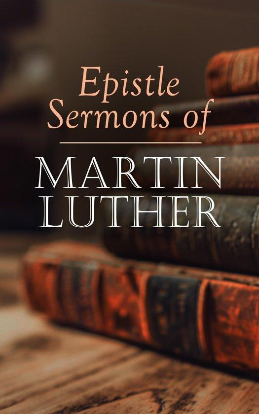Epistle Sermons of Martin Luther
