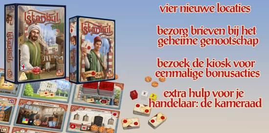 Istanbul: Brieven & Zegels