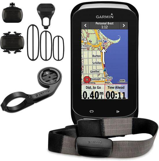 Garmin Edge 1000 EU GPS bundel
